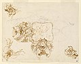 Drawing, Ceiling Design for the Salone di Stupinigi (Main Hall of the Hunting Lodge), ca. 1730 (CH 18440601).jpg