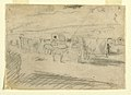 Drawing, Train of Army Wagons, 1862 (CH 18173949).jpg