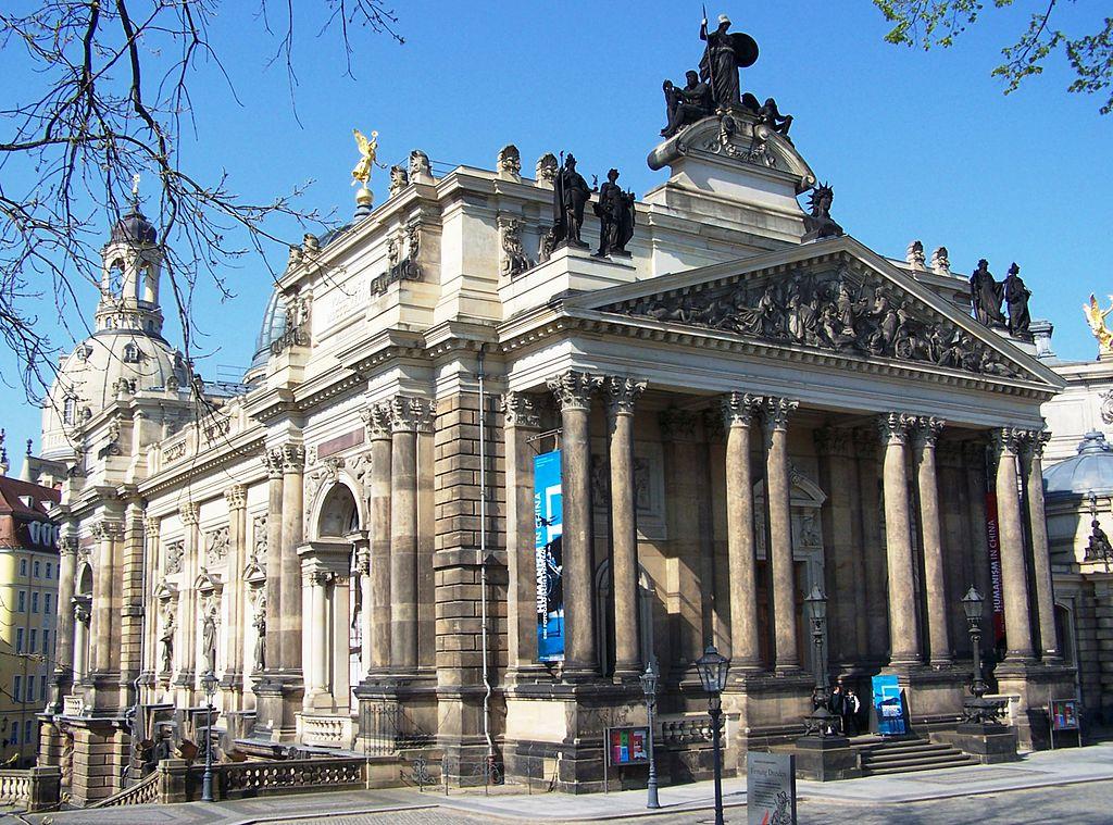 Dresden Hochschule für Bildende Kuenste 1