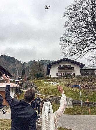 Freedom of religion in Germany - Wedding in Germany, 2016