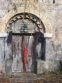 Drzwi do starego kościoła w Nidż, Azerbejdżan.jpg