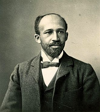 Social privilege - W. E. B. Du Bois, the author of  The Souls of Black Folk (1903).