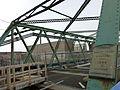 Duck Bridge under repair; south side; Lawrence, MA; 2011-04-10.jpg