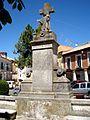 Dueñas - Dueñas a sus caídos, José Antonio Primo de Rivera.jpg