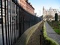 Dundee, Howff graveyard railings - geograph.org.uk - 1221884.jpg