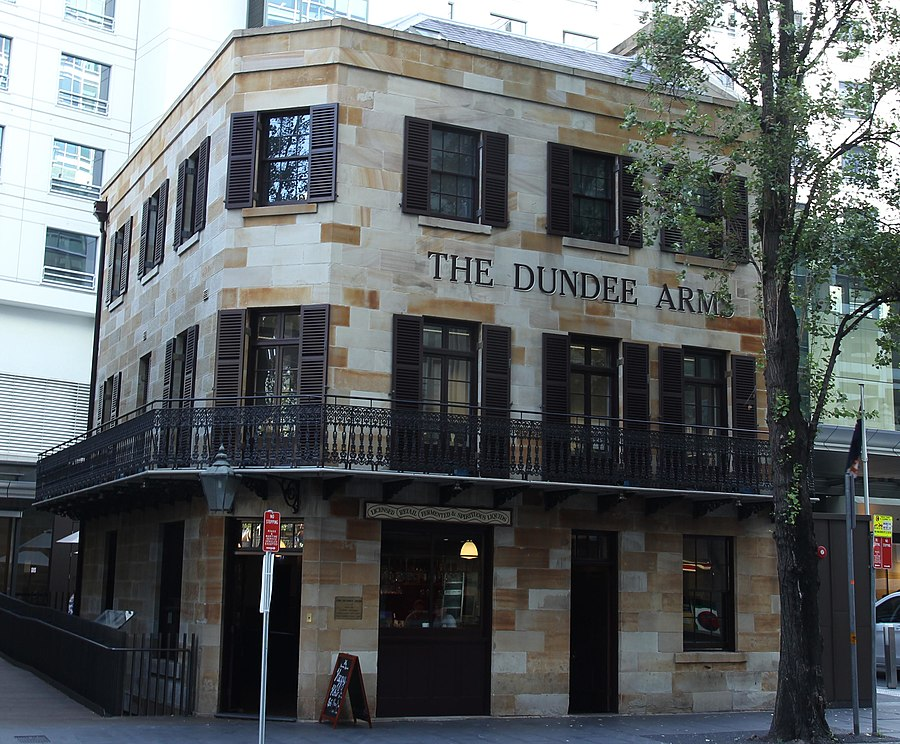 Dundee Arms Hotel