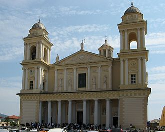 Imperia - St. Maurice Cathedral