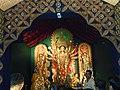 DurgaPuja2016 - Durga Idol of Bharat Chakra Dum Dum Park 01.jpg