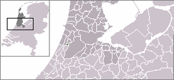 Dutch Municipality Bennebroek 2006.png