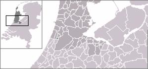 Bennebroek - Image: Dutch Municipality Bennebroek 2006