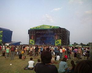 Open'er Festival - Main Stage at Open'er 2006