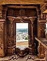 Dwara of Sahasra Bahu temple.jpg