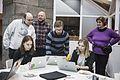 Dzień Wikipedii 2017 fot. Krzysztof Szewczyk CC BY 4.0 Medialab Katowice (11) (31553777453).jpg