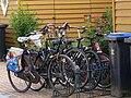 E.V.A. Lanxmeer Bikes 2009.jpg
