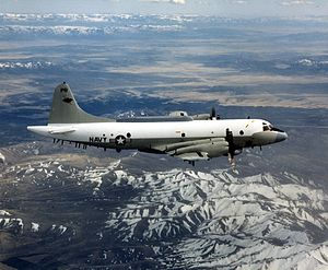 Lockheed EP-3 - U.S. Navy EP-3E of VQ-1