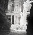 ETH-BIB-Felsgrab Khazne al-Firaun, Petra-Abessinienflug 1934-LBS MH02-22-0067.tif