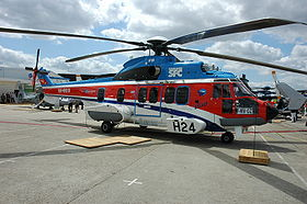 Image illustrative de l'article Eurocopter EC225 Super Puma