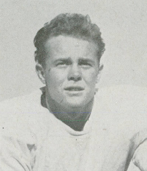 Earle Parsons - Parsons pictured in El Rodeo 1944, USC yearbook