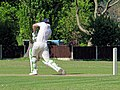 Eastons CC v. Chappel and Wakes Colne CC at Little Easton, Essex, England 01.jpg