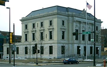 Eau Claire - Federal Building 2005.jpg