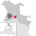 Ebenau in the SL.png district