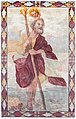 Ebenthal Radsberg Pfarrkirche hl. Lambert N-Wand hl. Christopherus. 12062019 6766.jpg