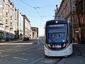 Edinburgh Tram 253 at St Andrew Square - 34286214610.jpg