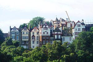 Stewart Henbest Capper - Ramsay Gardens in Edinburgh