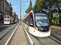 Edinburgh tram 03 first day of operation.JPG