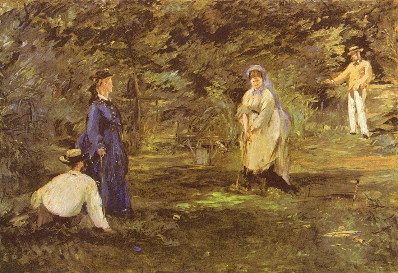 impressionism manet - photo #26