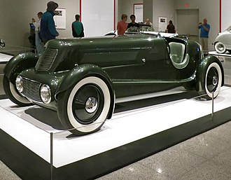 Edsel Ford - Edsel Ford's Model 40 Special Speedster