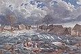 Eduard Gurk - Die Leopoldau am Morgen des 4 März 1830.jpg