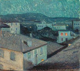Night in Nice