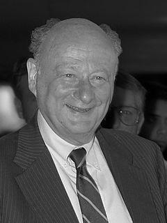 Ed Koch Former mayor of New York City