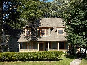 Edward Hammatt - Edward S. Hammatt House (1896)