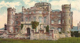 Image result for eglinton castle