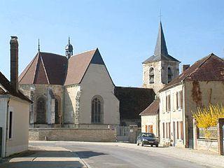 Percey Commune in Bourgogne-Franche-Comté, France