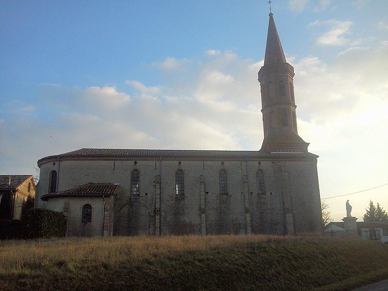 Eglise de Cabanac Séguenville