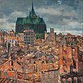 Egon Tschirch - Die zerstörte Stadt - 1942.jpg