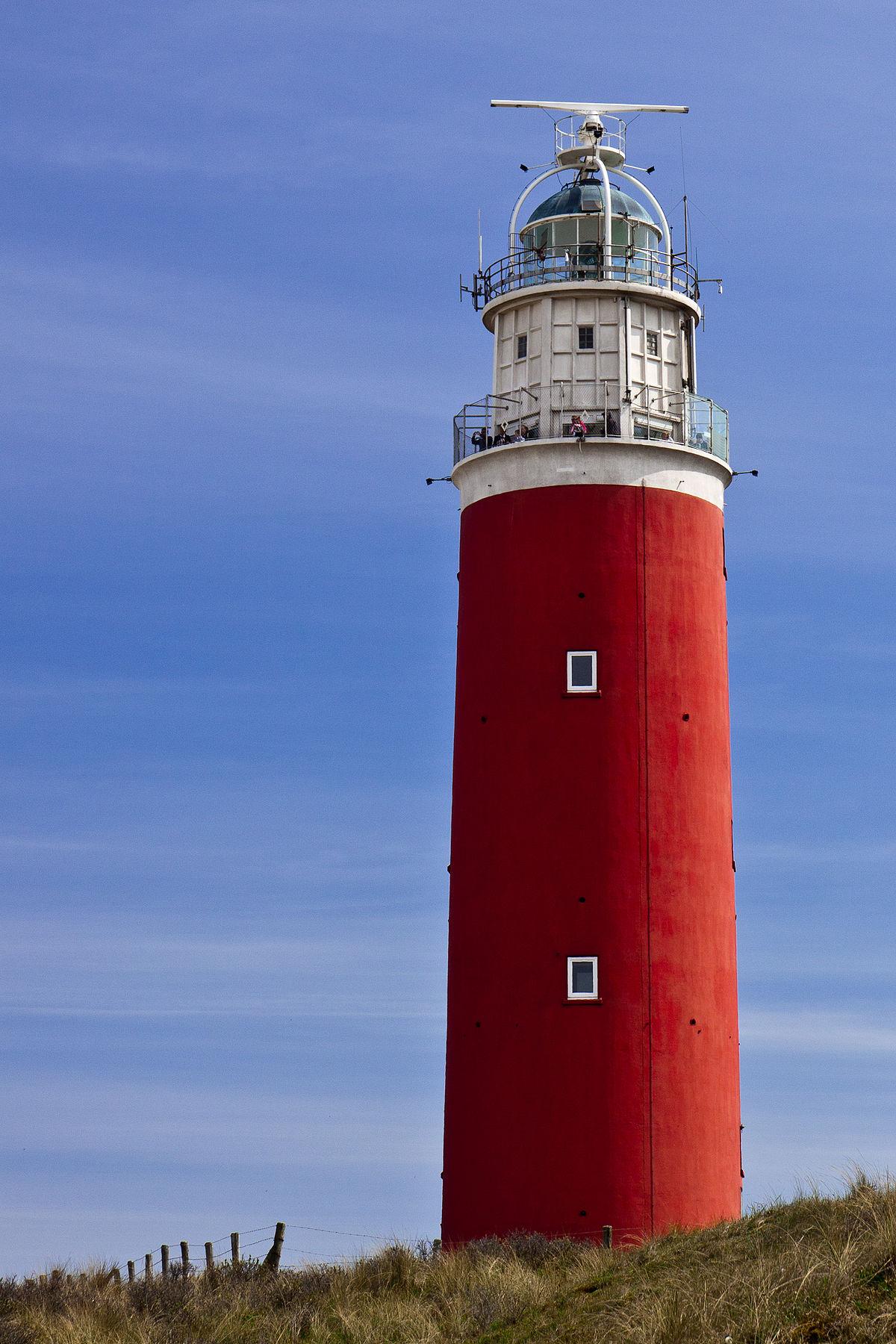 Eierland Lighthouse - Wikipedia