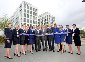 Flughafen - Gateway Gardens, head office of Condor Airlines