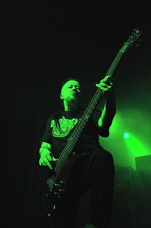 Eisregen - Bassist West, 2015