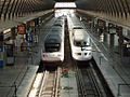 El AVE en la Estación de Santa Justa, Sevilla.jpg