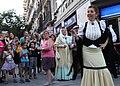 El distrito de Centro celebra sus fiestas en honor a San Cayetano, San Lorenzo y la Virgen de La Paloma 01.jpg