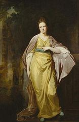 Portrait of Ellen Morewood