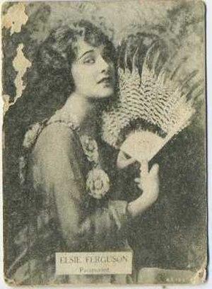 Elsie Ferguson - c. 1920