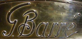 Barré (automobile) - Image: Emblem Barre