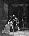 Emil Andersen - Karl I af England tager i fængslet afsked med sine børn - KMS354 - Statens Museum for Kunst.jpg