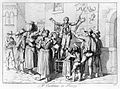 Engraving; `Il Ciarlatano in Piazza`; by B. Pinelli Wellcome L0014995.jpg