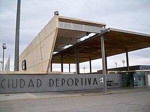 """Albacete Balompié - Albacete Balompié """"Andrés Iniesta"""" sports city."""